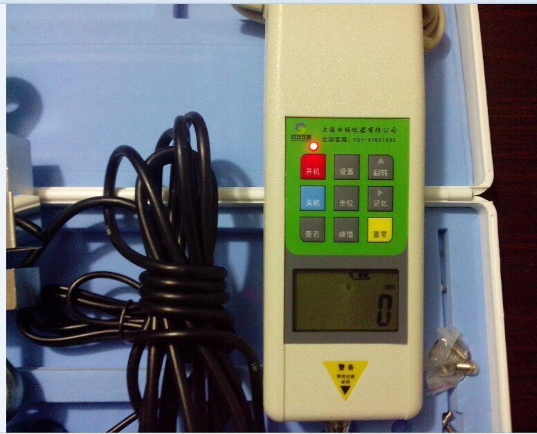 推压力测试仪器FA-5吨.连续检测、峰值检测两种工作模式